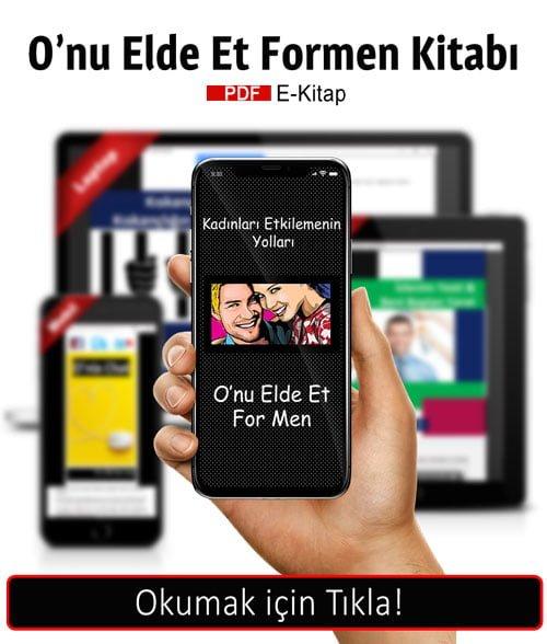 Onu Elde Et For Men pdf e-kitabını indir Uygula